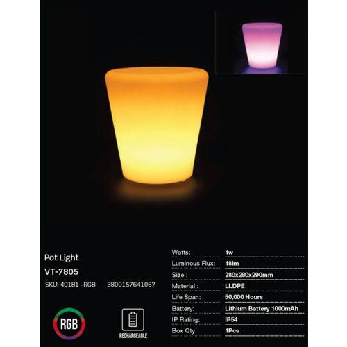 LED bežična punjiva rasvjeta — POT slika 3