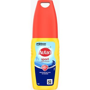Autan® Sport losion je repelentsko sredstvo koje pruža zaštitu od komaraca do 8 sati, čak i prilikom znojenja i prisutnosti vlage.