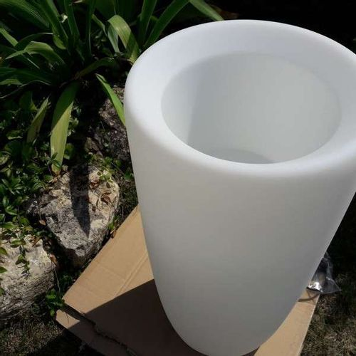 Dizajnerska svjetleća vaza — CLOUD FORMS slika 4
