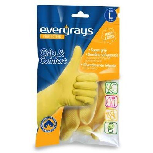 Lateks rukavice za domaćinstvo | GLO40 slika 2