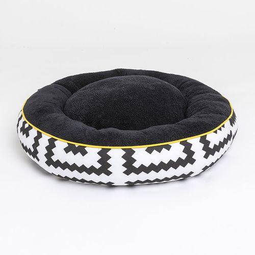 Hudog krevet kadica krug-dvostrani za ljubimce slika 3