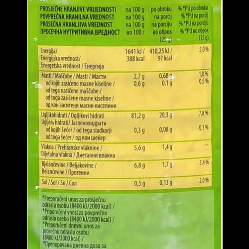 Naturel Rice Snack / Chia & Quinoa 100g slika 3