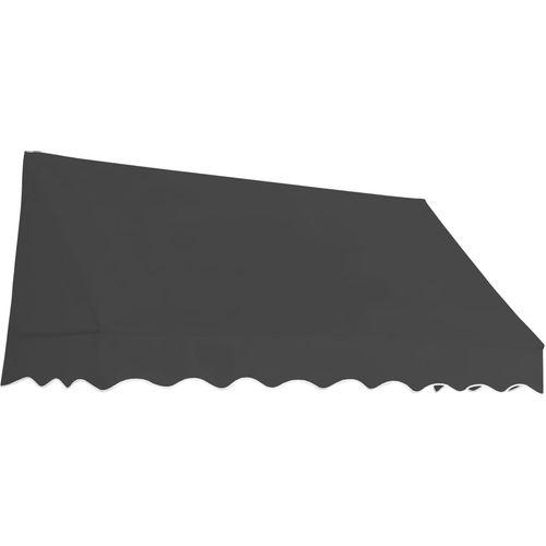 Bistro tenda 200 x 120 cm antracit slika 1