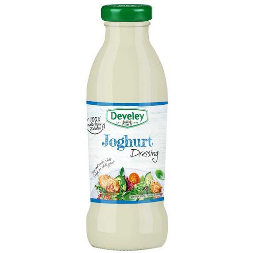DEVELEY joghurt dresing u staklenci 230ml slika 1