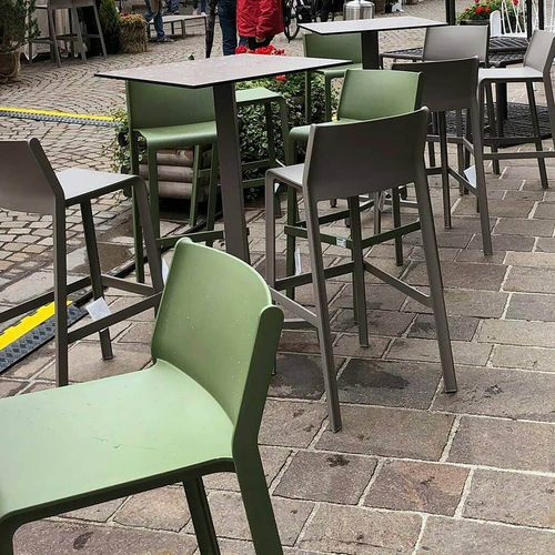 Dizajnerske barske stolice — GALIOTTO T • 2 kom. slika 7