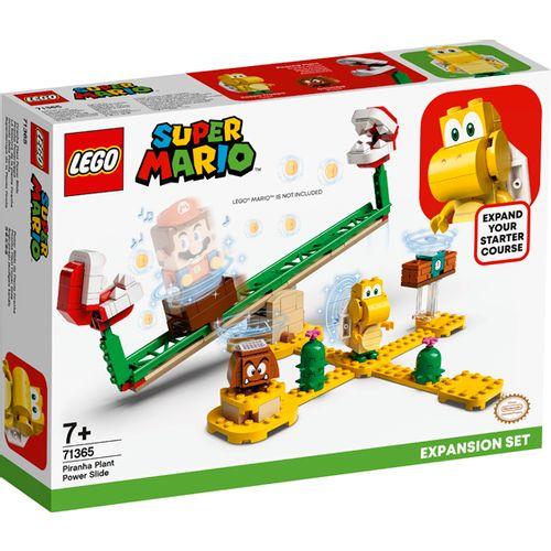 LEGO Super Mario Piranha trkalište - kit za proširenje 71365 slika 1