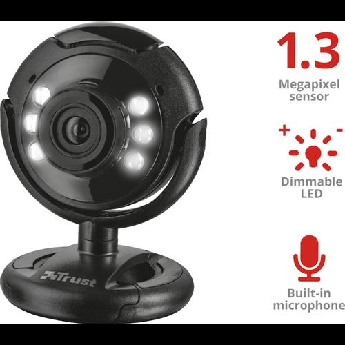 Trust Spotlight Pro web kamera (16428) slika 1