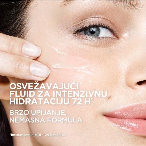 L'Oreal Paris Hydra Genius Fluid za intenzivnu hidrataciju normalne i mješovite kože 70ml slika 5