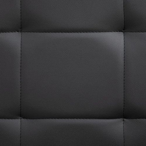 Okvir za krevet od umjetne kože crni 200 x 90 cm slika 2