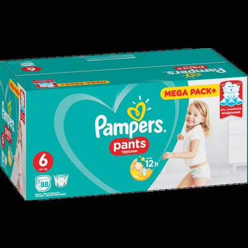 Pampers Pants pelene-gaćice, Mega Box slika 6