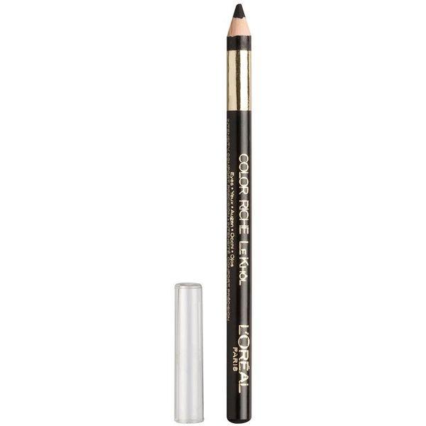 Za fantastično istaknute oči! Color Riche Le Khol je olovka za oči. Savršen spoj teksture i pigmenata. Ugodna, nježna i kremasta, kao stvorena je za lako nanošenje, a ultra bogati pigmenti pružaju nevjerojatno istaknute oči.