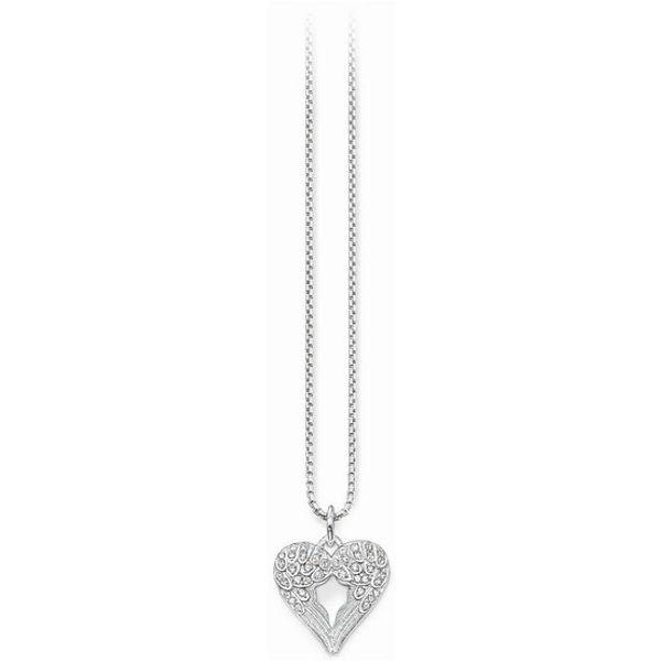 Predstavljamo vam <b>Ženski privjesak Thomas Sabo AIR-KE1320-051-14 (45 cm)</b> i široki asortiman prstenja, narukvica, privjesaka, ogrlica itd. po povoljnoj cijeni. Otkrijte ekskluzivne i elegantne komade nakita i bižuterije za svačiji ukus i stil.<br...