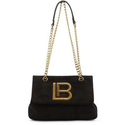 Polyester  Shoulder bags  Black  Women  Fall/Winter  Black