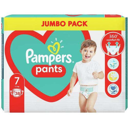 Pampers Pants Pelene-gaćice Jumbo pack slika 12