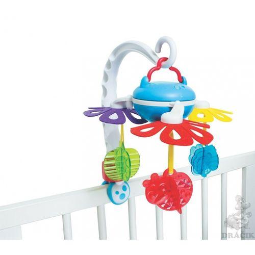 Playgro prijenosni glazbeni vrtuljak 4u1 slika 1