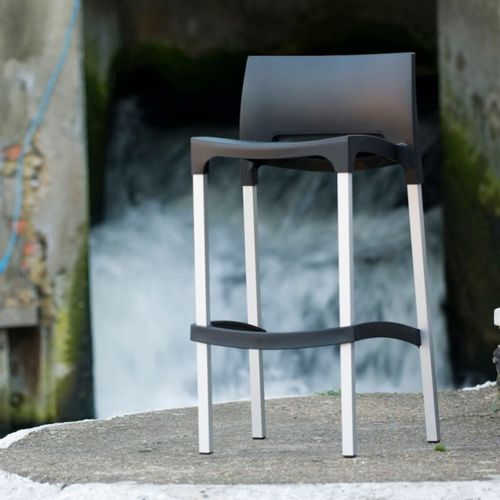 Dizajnerske barske stolice — GIOTTO • 2 kom. slika 9