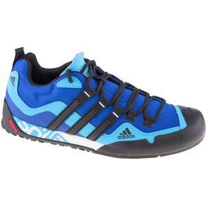 Adidas Terrex Swift Solo FX9324 idealne su tenisice za aktivnosti na otvorenom, planinarenje i trčanje po neravnim terenima u svim vremenskim uvjetima.