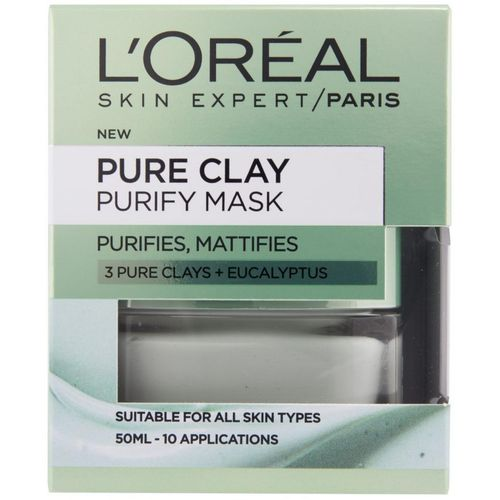 LÓreal Paris Pure Clay Purify Maska 50 ml slika 2