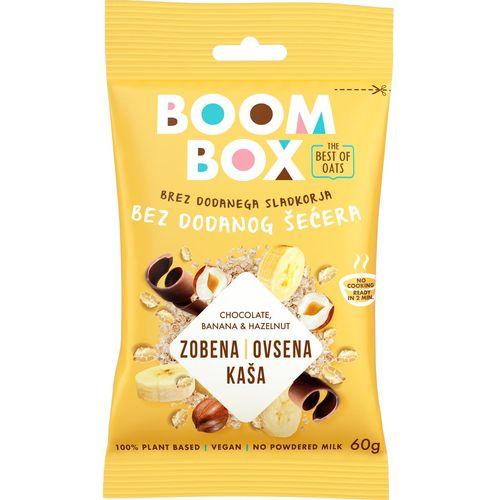 Boom Box Zobena kaša Čoko-Banana-Lješ. 60g slika 2
