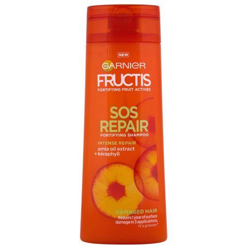 Garnier Fructis Sos Repair Šampon za oštećenu kosu 250 ml slika 1