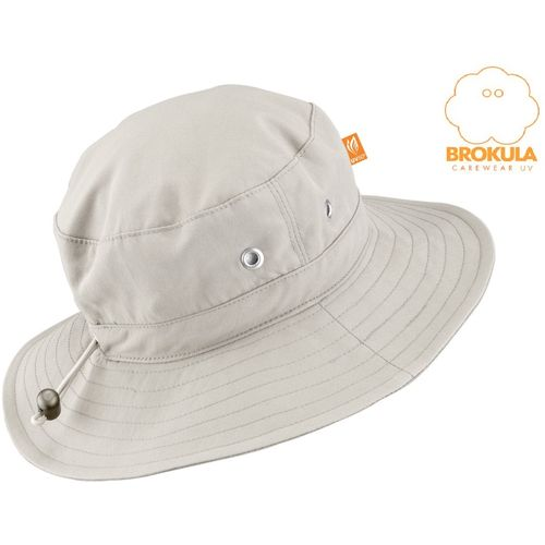 BROKULA MOLVA UV šešir dječji - basic, bež slika 1