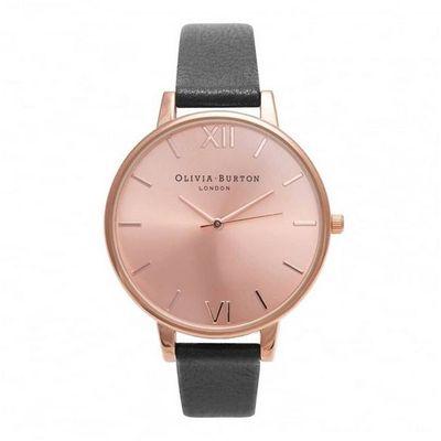 Volite li biti u trendu po pitanju mode i modnih dodataka, kupite <b>Ženski satovi Olivia Burton OB14BD27 (38 mm)</b> po najpovoljnijoj cijeni.Spol: DamaVrsta pokreta: KvarcPromjer kutije: 38 mmBoja tijela: Roze zlatnaMaterijal remena: KožaMaterijal ku...