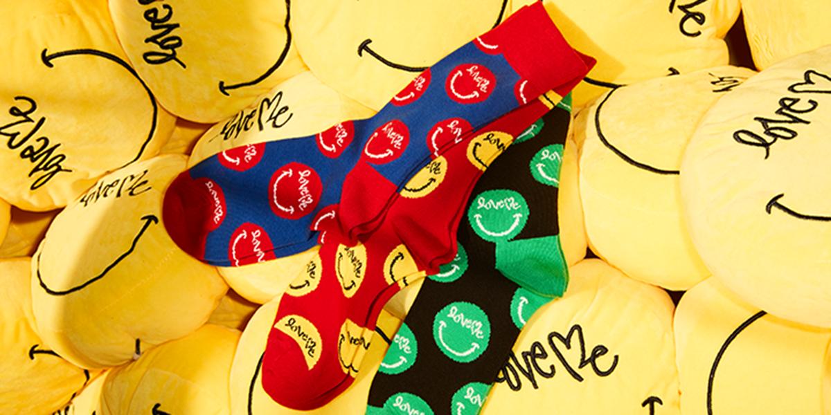 Happy Socks gift box Izmami mu osmijeh na lice