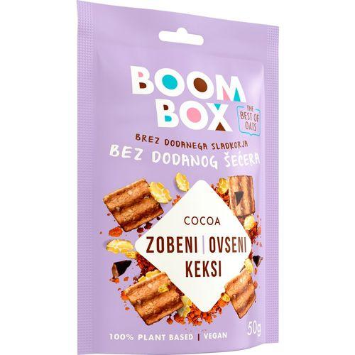 Boom Box Zobeni keksi Kakao 50g slika 2