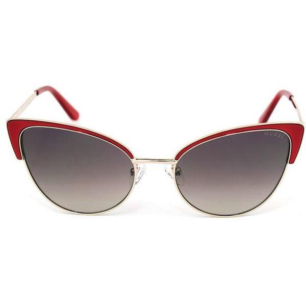Ženske sunčane naočale Guess GU7598-71F (ø 54 mm)