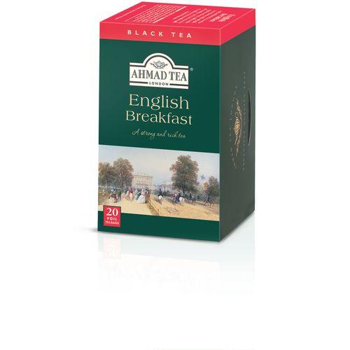 AHMAD TEA čaj english breakfast 2gx20 aluminijska vrećica slika 1