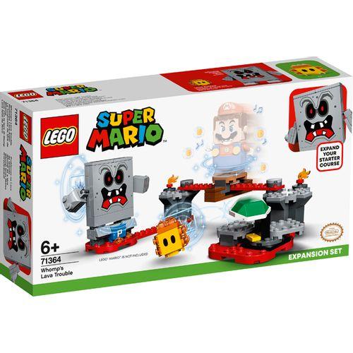 LEGO Super Mario problemi u tvrđavi Whomp – komplet za proširenje 71364 slika 1