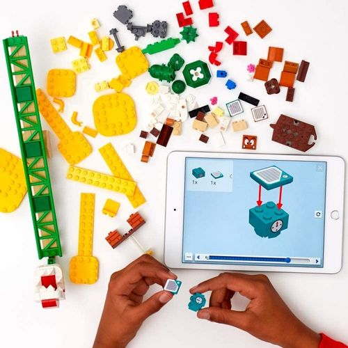 LEGO Super Mario Piranha trkalište - kit za proširenje 71365 slika 4