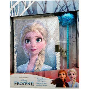 Set tajni dnevnik + olovka Disney Frozen 2