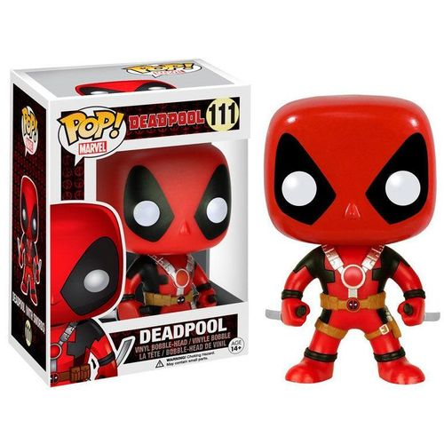 POP! Vinyl figure Marvel Deadpool swords slika 1