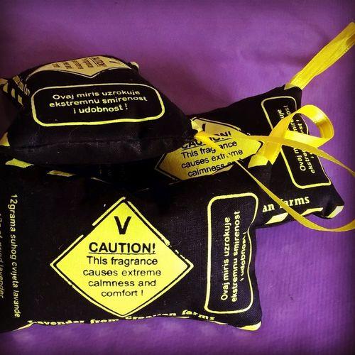 Lavanda paket - Funy - Caution slika 2