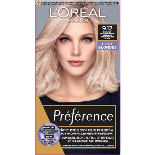 L'Oreal Paris Preference boja za kosu 9.12 slika 1