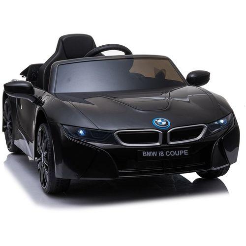 Licencirani BMW JE1001 crni - auto na akumulator slika 1
