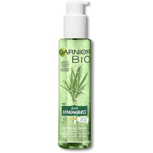 Garnier Bio Lemongrass detox gel za čišćenje lica 150 ml slika 1