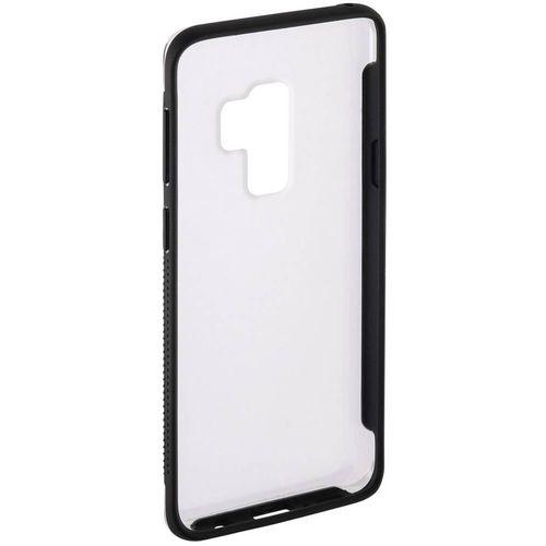 Hama Frame Stražnji poklopac za mobilni telefon Pogodno za: Samsung Galaxy S9+ Prozirna, Crna slika 2