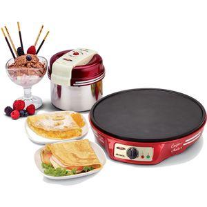 Kratkotrajna ponuda - slatki set se sastoji od aparata za sladoled i aparata za palačinke