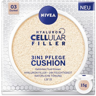 Inovativni 3-u-1 njegujući jastučić brzo i lako donosi blistavi izgled kože i prirodnu boju, opskrbljujući je 24-satnom hidratacijom i štiteći je od preranog starenja.