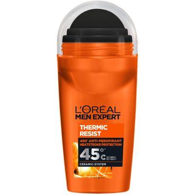 ROLL ON antiperspirant 48H*, štiti od znojenja pri visokim temperaturama, čak do 45 °C**.     *Instrumentalni test.     **Test in vivo.