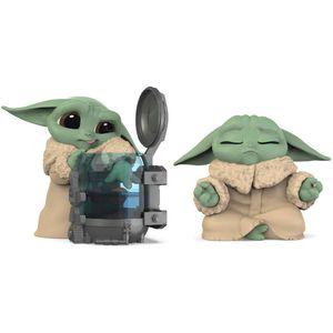 The Child Baby Yoda. Figure size: 5,38cm.