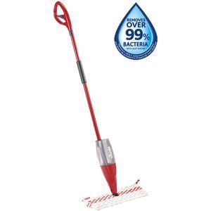 Vileda promist max spray mop idealan je za brzo i efikasno čišćenje parketa, pločica i ostalih tvrdih podova u domaćinstvu. Najbolji spray mop na tržištu!