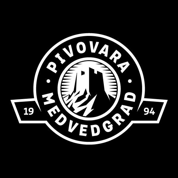 Pivovara Medvedgrad logo