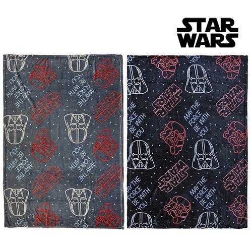 Dječja deka Star Wars 73364 (120 x 160 cm) slika 1