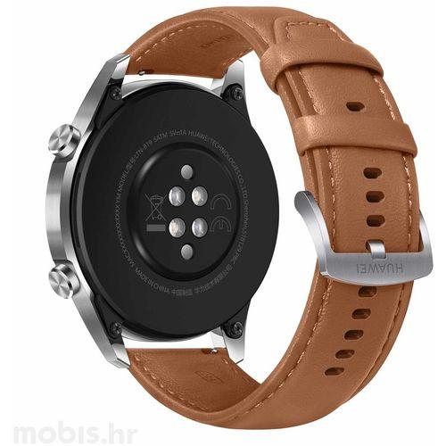 Huawei Watch GT 2, 46 MM  Smeđi slika 3