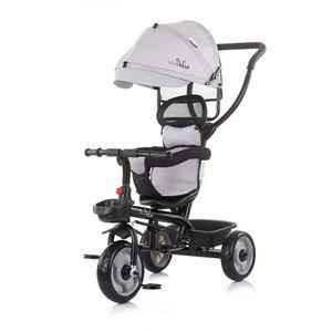 Tricikl Chipolino Pulse prikladna za djecu u dobi od 18 mjeseci i težine do 25 kg