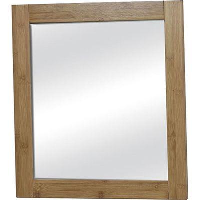 Tendance ogledalo, mdf i bambus mahe