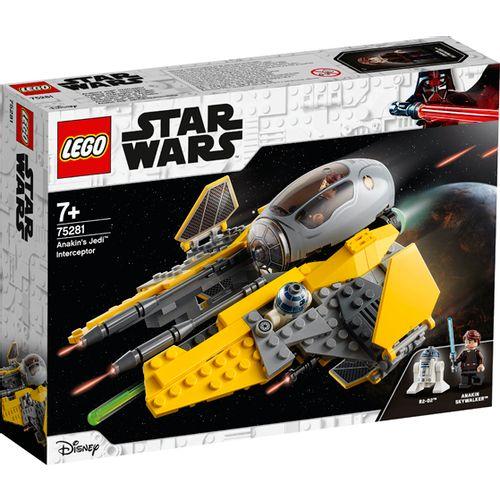 LEGO STAR WARS 75281 Anakinov presretač Jedija slika 1